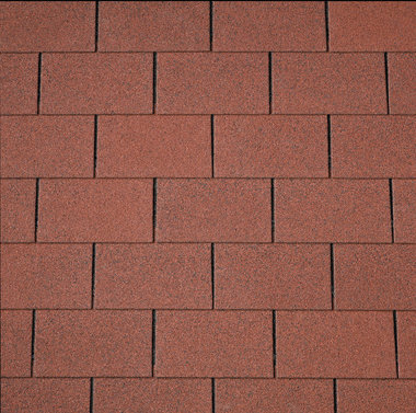 Dakshingles IKO Armourglass PLUS - Tile red /steenrood 10