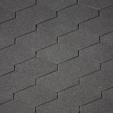 Dakshingles IKO Diamant PLUS - Black/zwart 01
