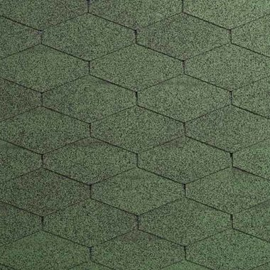 Dakshingles IKO Diamant PLUS - Amazon green/Amazone groen 03