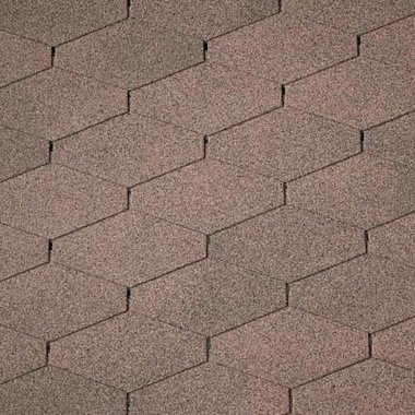Dakshingles IKO Diamant PLUS - dual brown/bruin 07
